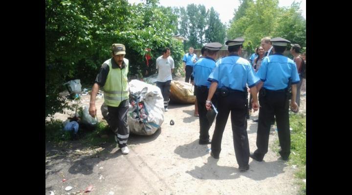 Ploieşti – stop furtului de deşeuri reciclabile
