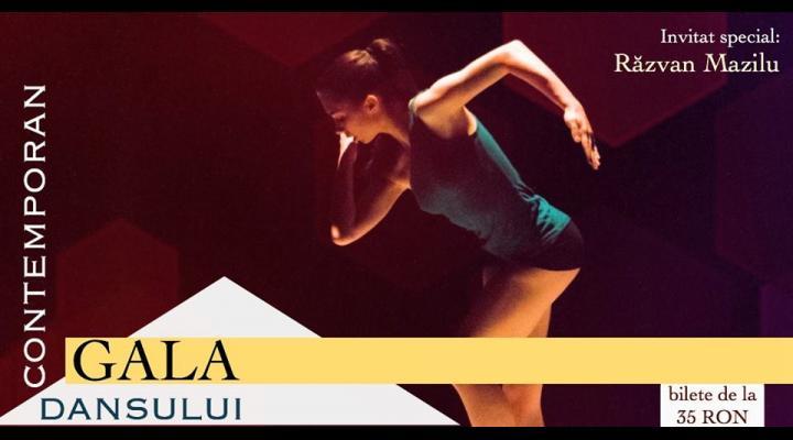 Răzvan Mazilu vine la Ploiești! Cunoscutul balerin și coregraf va evoulua în Gala Dansului Contemporan, la Casa de Cultură a Sindicatelor