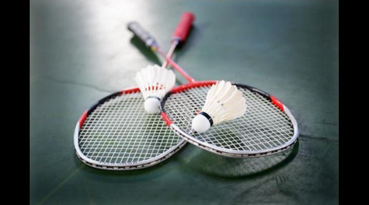 """Cupa """"Tino Ferrario"""", la badminton"""
