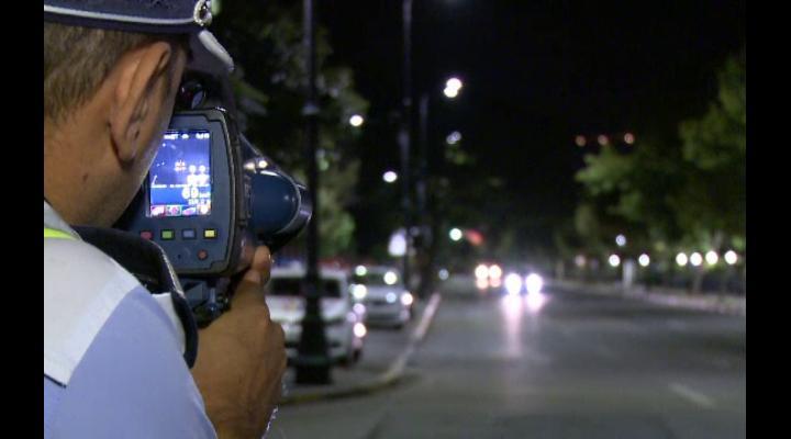 Atenție șoferi! Politia rutieră actionează cu radarul TRU CAM și noaptea!