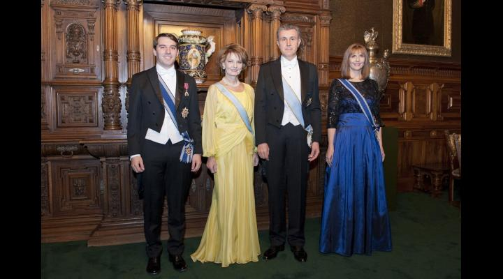 Principesa Moștenitoare Margareta, ziua de naștere la Castelul Peleș
