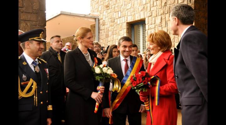 SINAIA: Principesa Margareta va vizita și Primăria orașului Sinaia