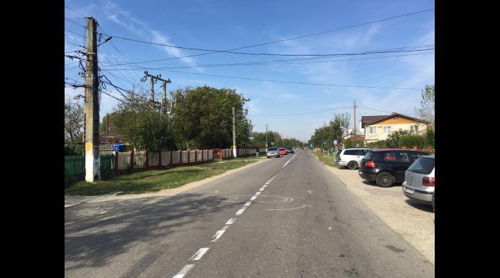Ajutoare pentru locuitorii loviti de soarta, la Rifov
