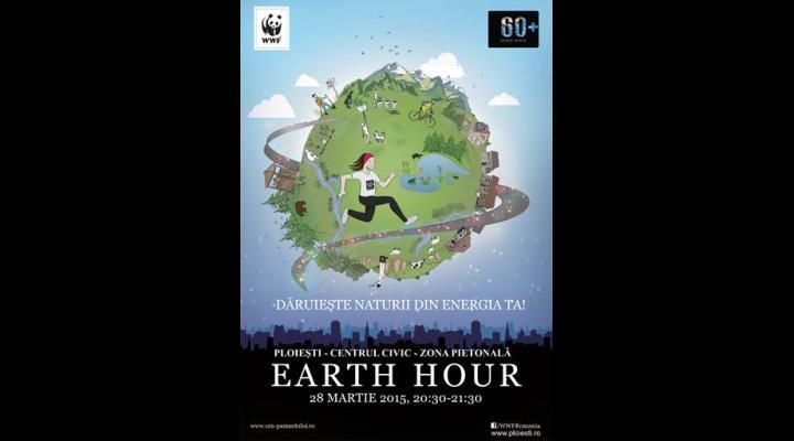 """""""Earth Hour"""", ȘI ÎN PLOIEȘTI"""