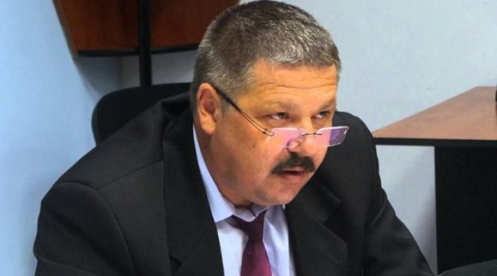 Petre Daniel, director general al Direcției Generale Regionale a Finanțelor Publice Ploiești, retinut