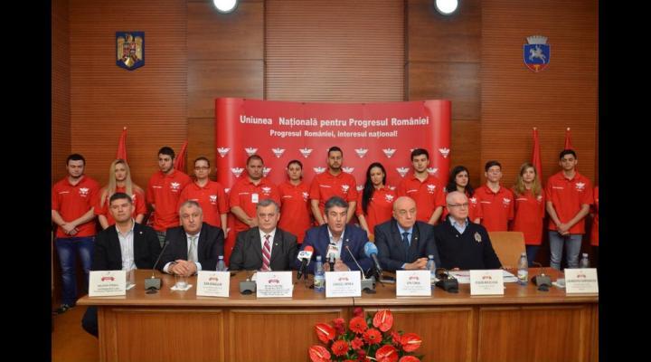 UNPR Prahova, la reuniunea zonala de la Calarasi