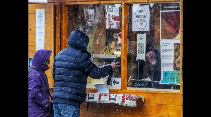 OPC a început Comandamentul de Iarnă. Comisarii au verificat mai mulți agenți economici din Prahova