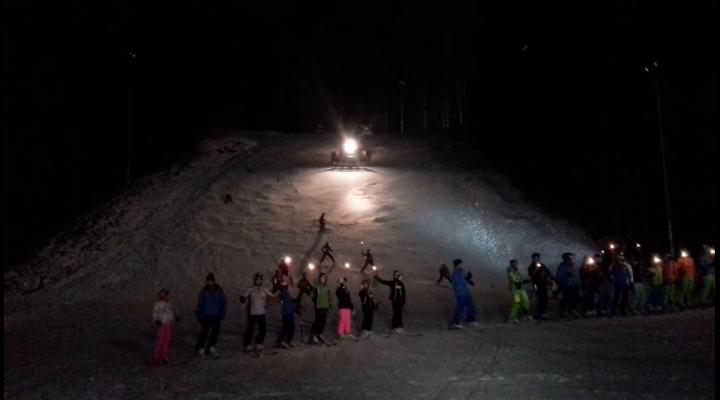 VIDEO Sezonul de schi, deschis oficial la Busteni