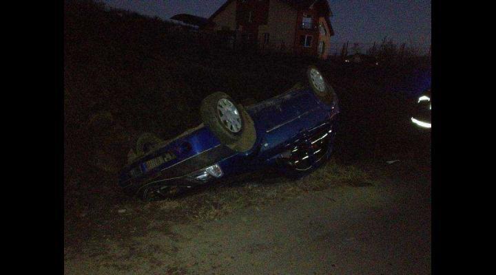Grav accident de circulatie, in Prahova. O persoana a murit