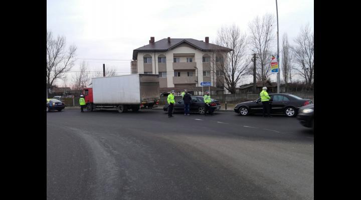 Atentie! Razie a politiei pe DN 1A, in Prahova