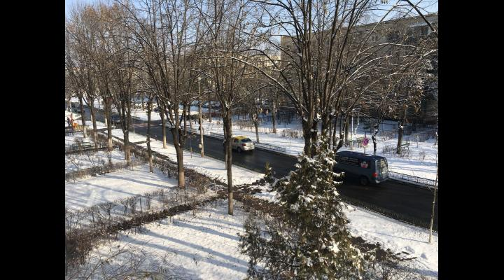 Anunt de la meteorologi: intensificări ale vântului, ninsori însemnate cantitativ, strat de zăpadă consistent