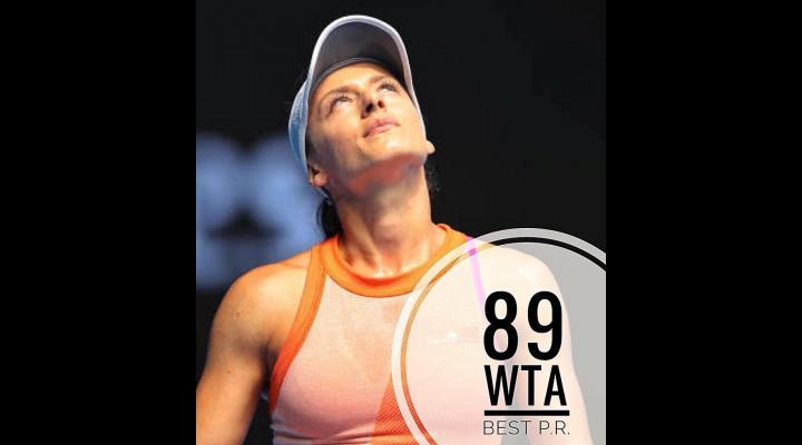 Ana Bogdan, oficial în Top 100 WTA. FELICITARI!
