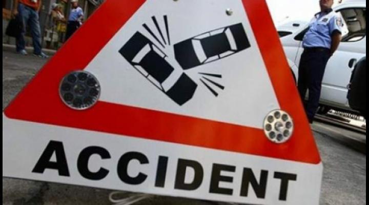 PLOIESTI: ACCIDENT PE STRADA GAGENI