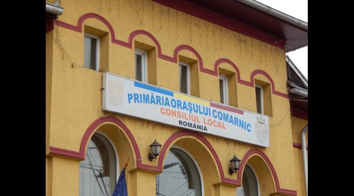 Lucrari in Comarnic, in zonele afectate de calamitati