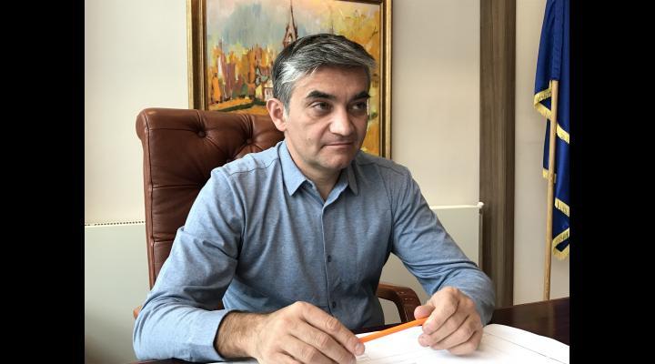 Ce spune primarul orasului Sinaia, Vlad Oprea, despre mistretii din statiunea montana