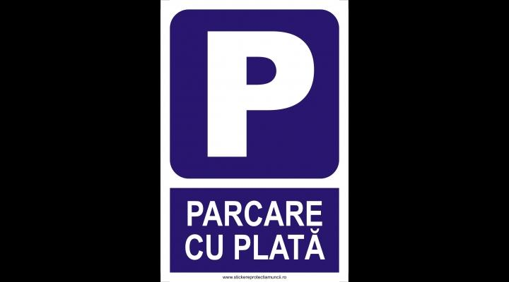 Cat ar putea costa un loc in parcarile administrate de SGU Ploiesti