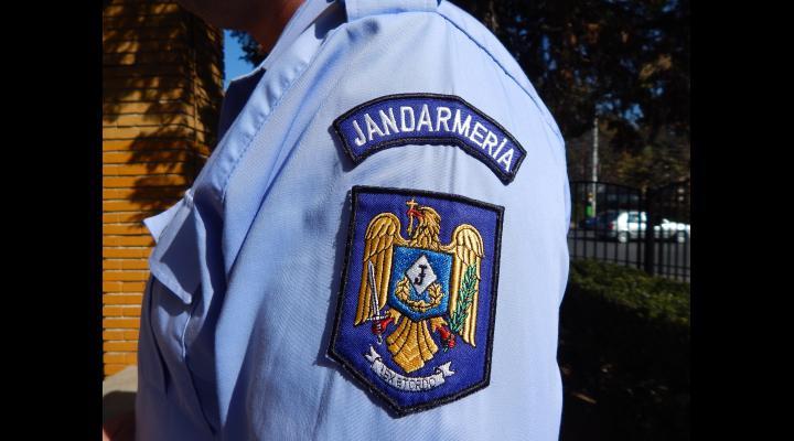 Jandarmii vor fi prezenti la meciurile ce vor avea loc pe Stadionul Ilie Oana
