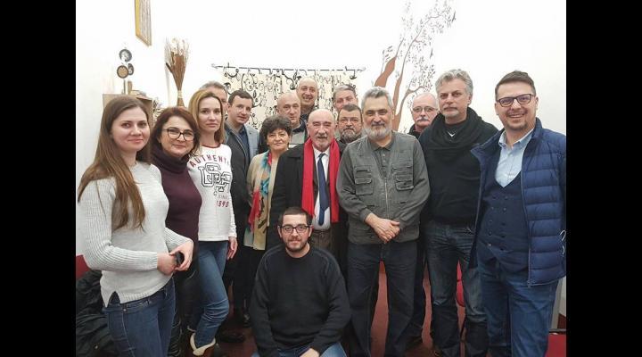 Uniunea Ziariștilor Profesioniști din România are filiala si in Prahova