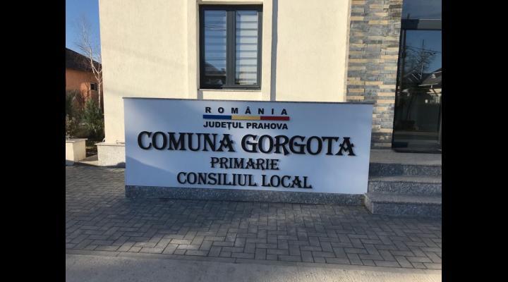 Buget mai mare la Gorgota in 2018, datorita proiectelor pe fonduri europene