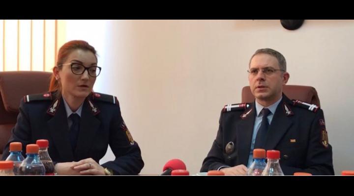 ISU Prahova a marcat 85 de ani de la legiferarea Protecţiei Civile în România - VIDEO