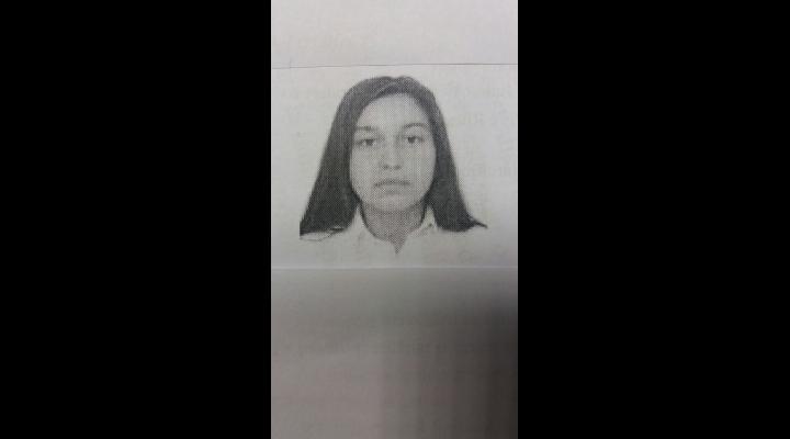 UPDATE: Tanara a fost gasita. O adolescenta de 16 ani din Starchiojd a fugit de acasa. Politistii o cauta! Daca o vedeti, sunati la 112!