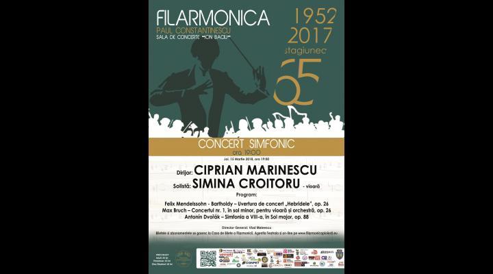 """Ce v-a pregatit Filarmonica """"Paul Constantinescu"""" saptamana aceasta"""