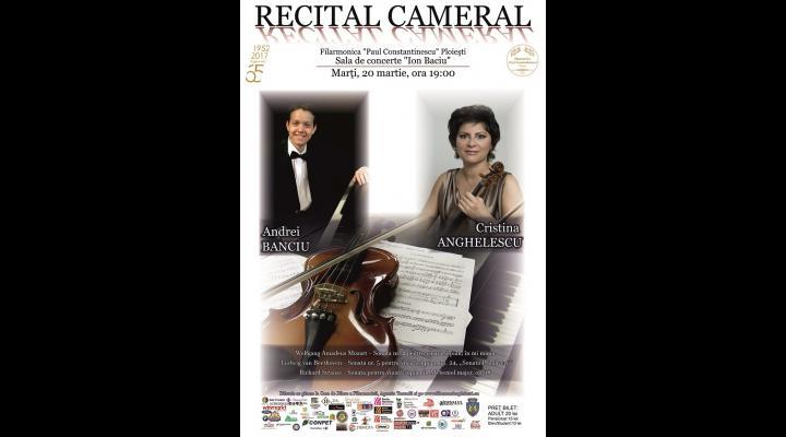 """Una dintre cele mai valoroase violoniste ale Europei va susţine un amplu recital pe scena Filarmonicii """"Paul Constantinescu"""" din Ploieşti"""