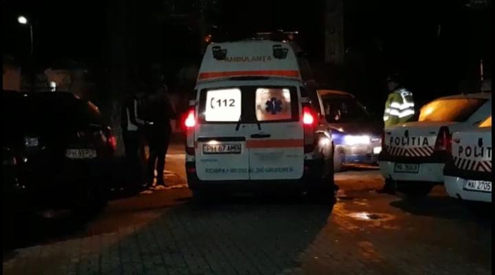Ce s-a intamplat cu ofiterul de politie din Prahova care si-a provocat o taietura la mana
