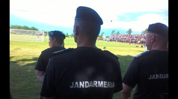 IJJ Dambovita: măsuri  de ordine  publică  la  meciul  de  fotbal CSM Flacăra Moreni – ACS Petrolul 52 Ploieşti