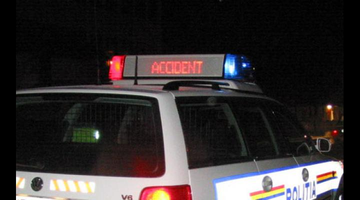 Accident grav in Ploiesti. Un copil, prins sub autobuz