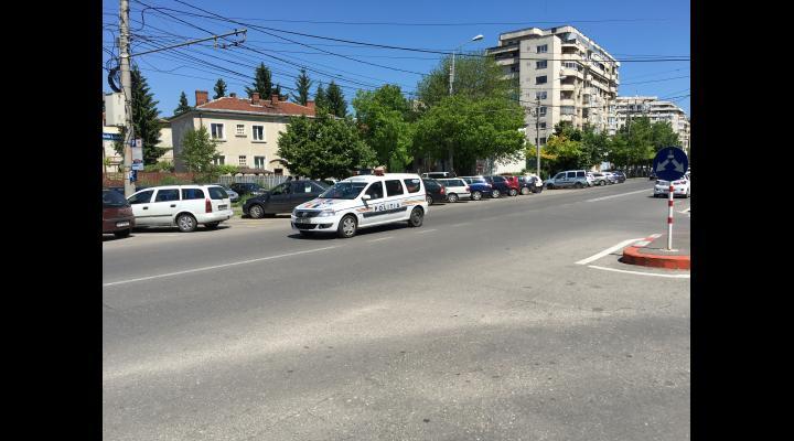 Acțiune rutieră de amploare în Ploiești, pentru prevenirea accidentelor cu pietoni