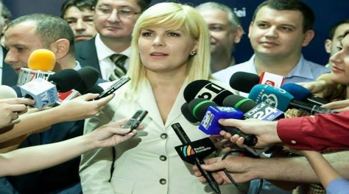 Elena Udrea contraataca! Vezi mesajul postat pe Facebook