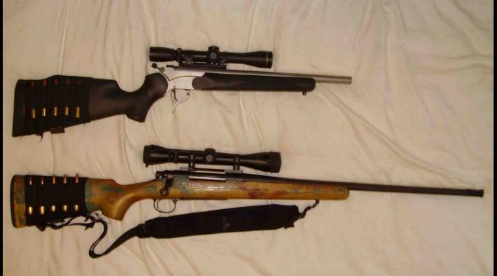 16 arme ridicate in urma perchezitiilor la braconieri