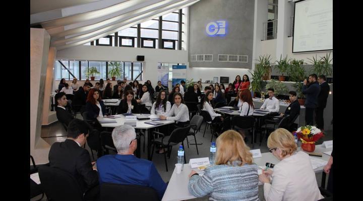 """O noua editie """"Romanian Business Challenge"""" organizata de Colegiul Economic """"Virgil Madgearu"""""""