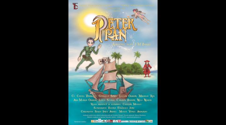 PLOIESTI:  Premiera Oficiala PETER PAN