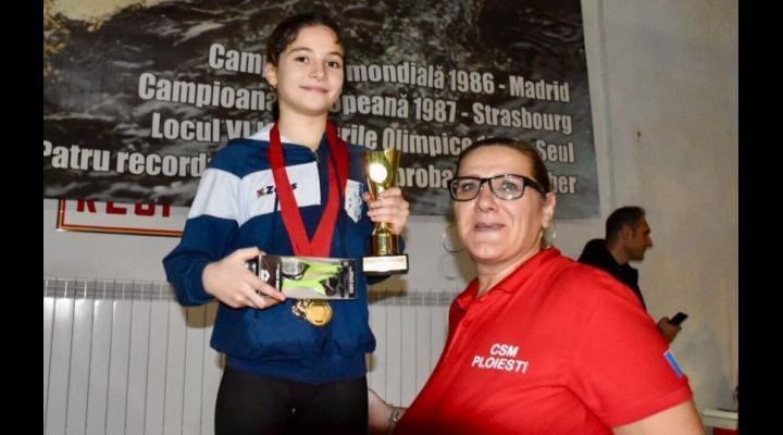 Cinci înotători de la CSM Ploieşti, calificaţi pentru Campionatul Naţional rezervat copiilor de 10-11 ani!