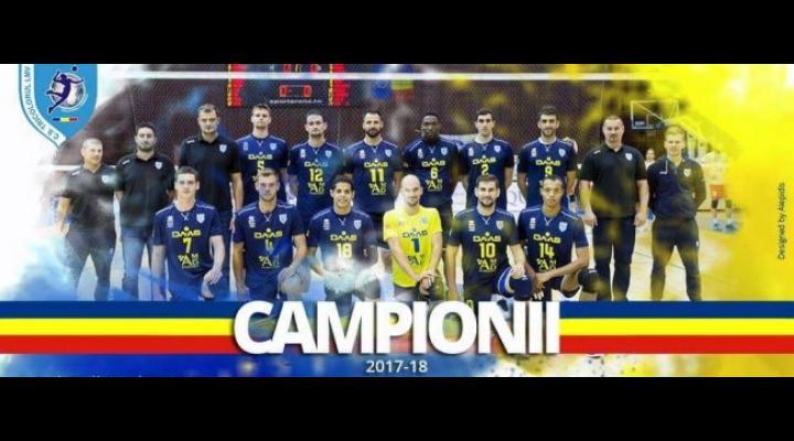 Tricolorul LMV Ploiești – campioana națională a României