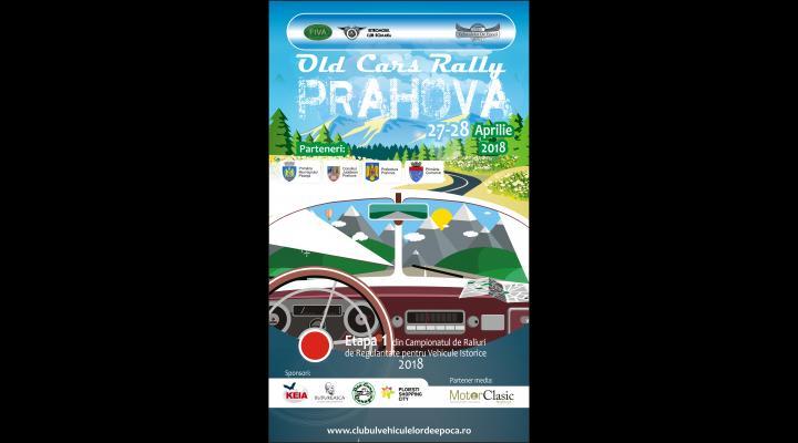 Campionatul de Raliuri de Regularitate pentru Vehicule Istorice, in Ploiesti