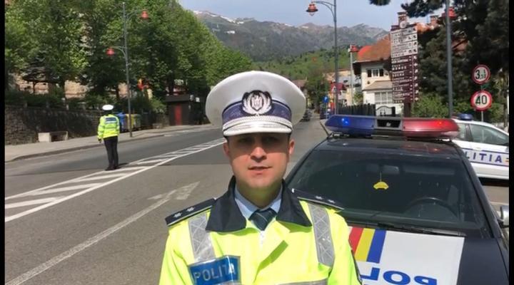 VIDEO: Sfaturi de la politisti pentru intoarcerea in siguranta acasa din minivacanta de 1 Mai