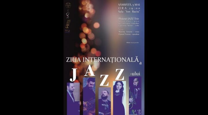 Concert dedicat  Zilei internaţionale a jazz-ului