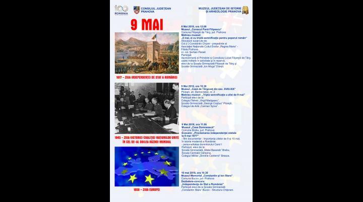 Ce se intampla in sectiile Muzeului Județean de Istorie și Arheologie Prahova pe 9 mai