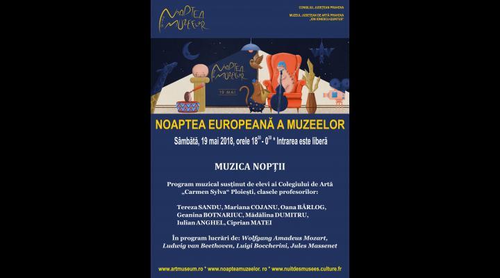 """Ce puteti vedea la Muzeul de Arta Prahova in """"Noaptea Muzeelor""""!"""