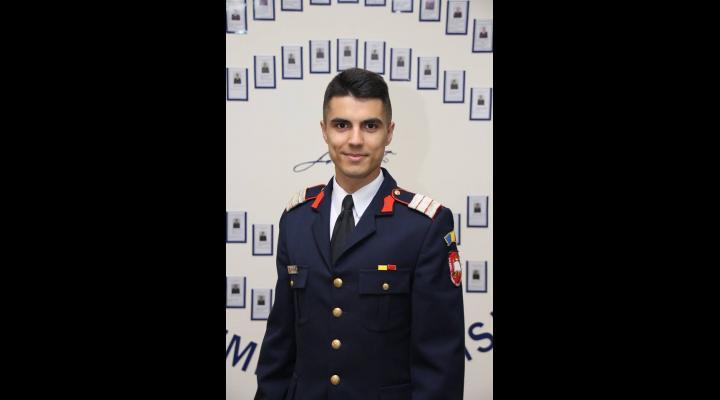 """Premieră în istoria Colegiului Naţional Militar """"Dimitrie Cantemir"""". Un elev a fost admis la o academie militara din SUA"""