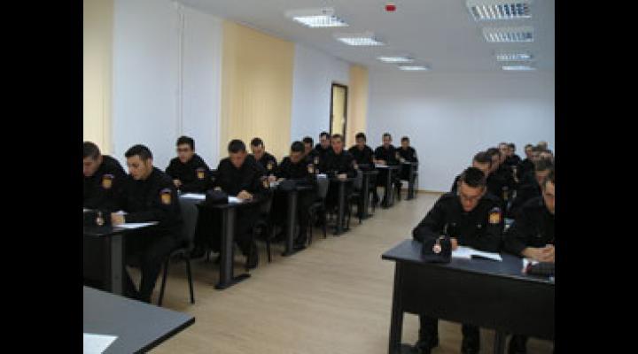 """Din nou pe podium la  """"Campionatul  instituţiilor de învăţământ ale Ministerului Afacerilor Interne """""""