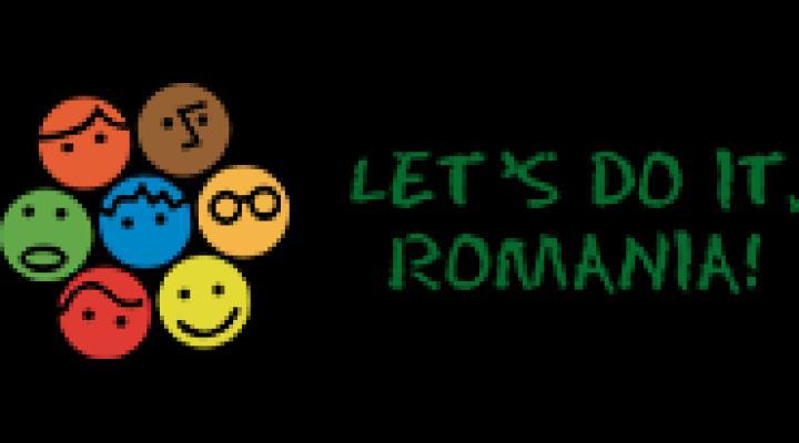 "Invitație la ""Let's do it, Romania!"""