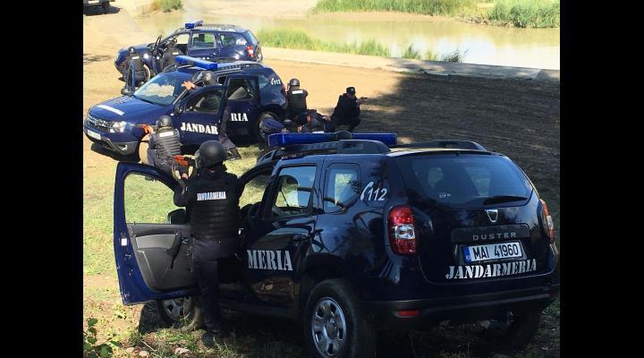 Exercițiu antiterorist, lângă Ploiești