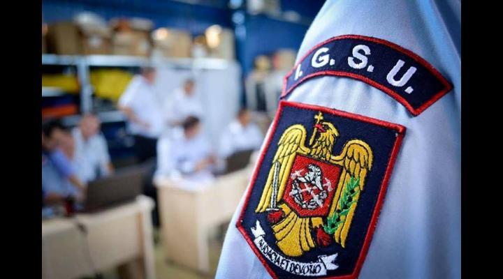 Luni vor avea loc concursurile serviciilor profesioniste pentru situaţii de urgenţă - etapa a II-a faza pe inspectorat, in Prahova