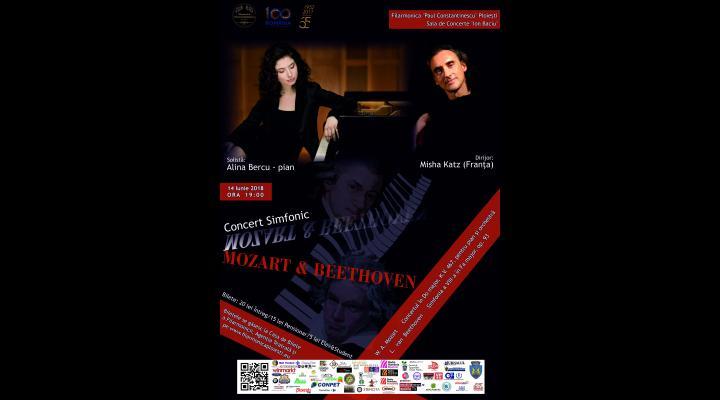 """CONCERT SIMFONIC """"Mozart & Beethoven"""""""