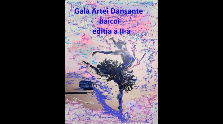 """""""Gala Artei Dansante"""", la Baicoi"""