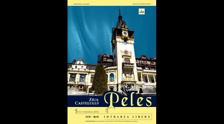 Gratuitate la Peles, la 133 de ani de la inaugurare